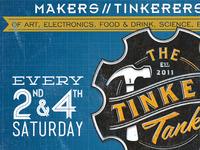 Tinker Tank Miami - Flyer