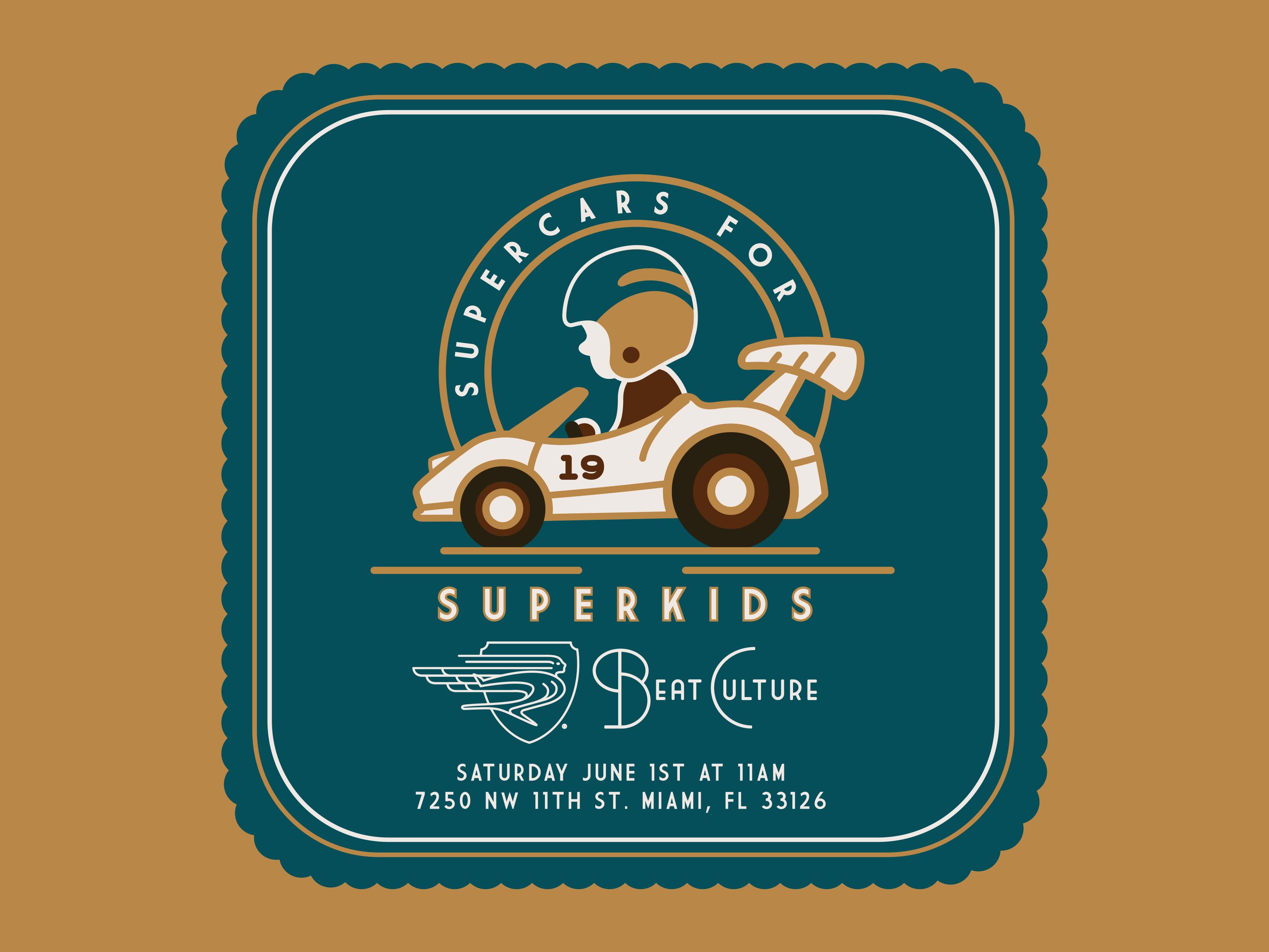 Bc supercarsforsuperkids