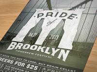 Pride of Brooklyn Poster