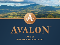 Avalon logo and branding