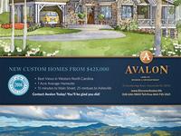 Avalon Print Ad