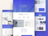 Free Business Website Pack for Divi + Free Photos