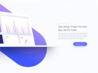 Software Landing Website Template