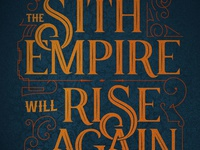 the Sith Empire will Rise
