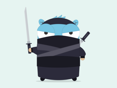 Gopher Ninja