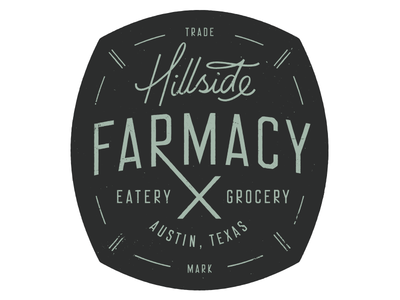 Not the new Hillside Farmacy logo