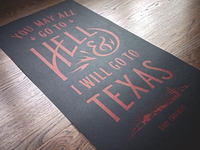 Hell Vs. Texas
