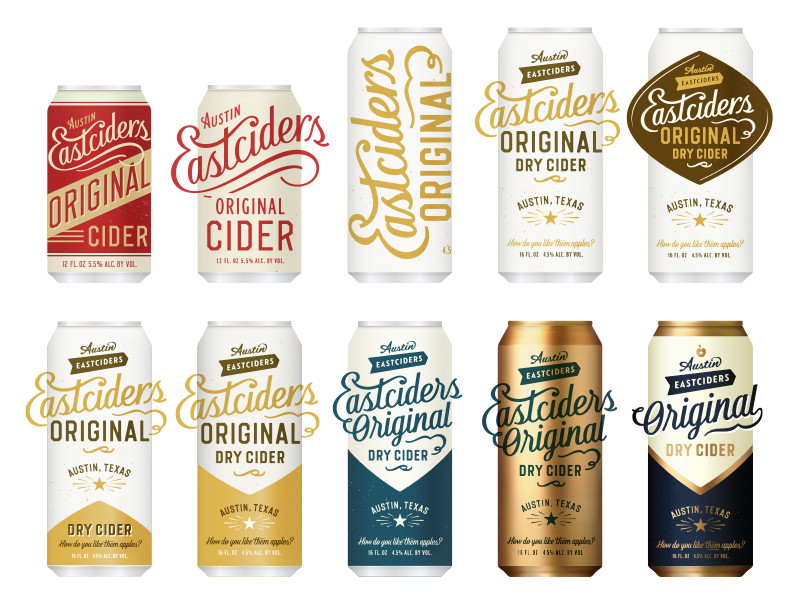 Eastciders Original evolution