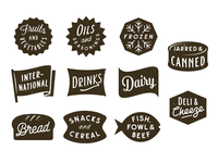 Best Foods icons