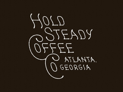 Hold Steady Coffee Co.