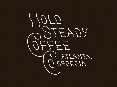 Hold Steady Coffee Co.