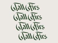Tall Firs