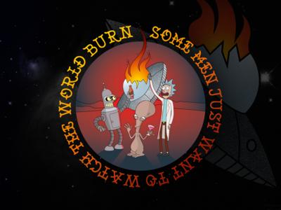 World Burn - ZEST Apparel's visual