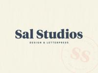 Sal Studios Brand Identity