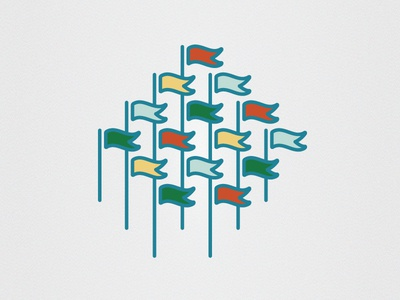 Flags Icon - Reimagine