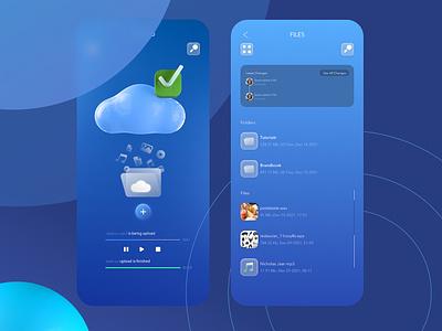 Abroba UIUX services cloud uiuxdesign uxdesign ux ui design ui
