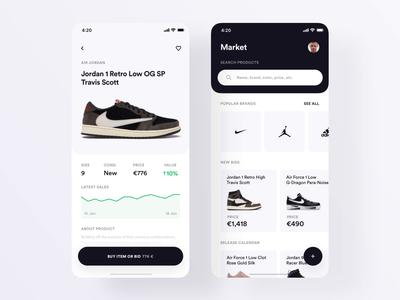 Shoes-market App