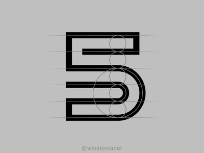 5 logodesigner modern minimalism design minimal clean logomark abstract geometric logo