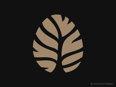 Leavan logodesigner modern minimalism design minimal clean logomark abstract geometric logo