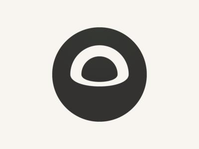 Earth's Core modern logo geometric logo logo clean modernism minimalism circles geometric earth abstract mark logomark