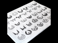 W lettermarks