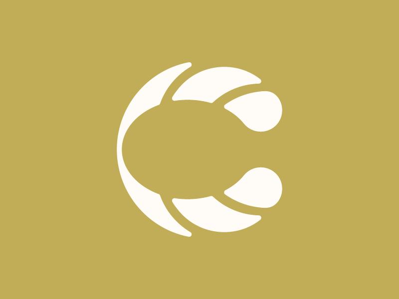 C vector logodesigner minimalism minimal clean logomark logo abstract geometric