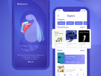 Bookworm - app for book readers