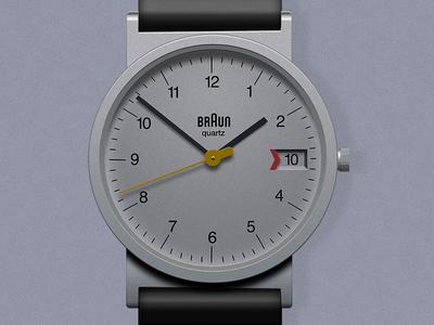 Braun AW20 Watch