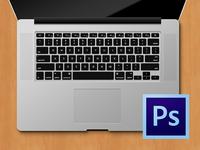 Retina Keyboard