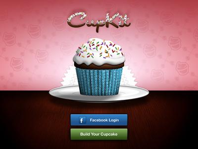 CupKit iPad App