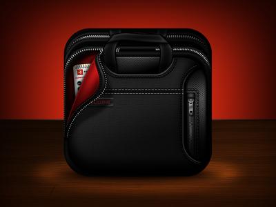Alupacon Laptop Bag