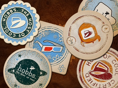 Hobbs Coaster Graphics