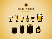Brewery Website Icons