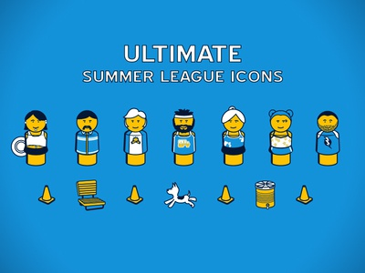 Ultimate Summer League Icons
