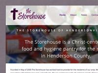 The Storehouse website