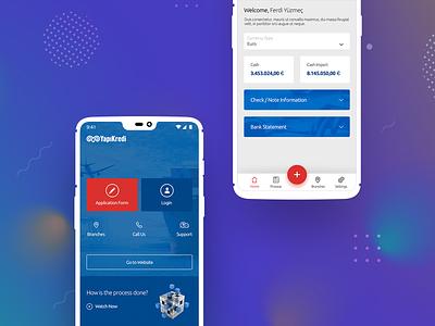 Factoring App factoring app uidesign ux ui bank factoring ios finance app finance