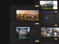 Nef Premium Project Landing Page