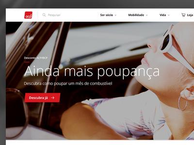 Homepage Entrance