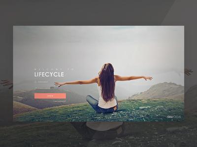 Lifecycle Login UI