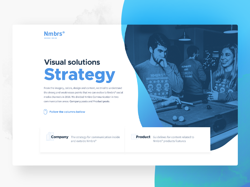 Landing Page Shot colors app shape company web ui layout hero design angle