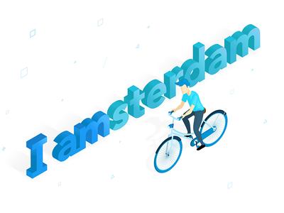 Isometric Amsterdam