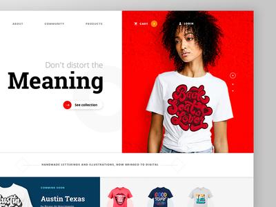 Blancnoir Online Store