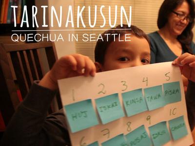 Quechua in Seattle premiere pro film video documentary
