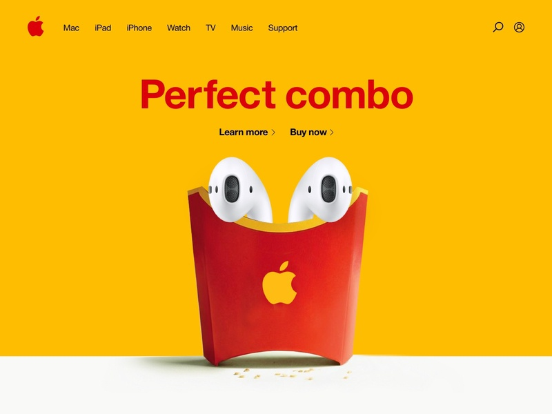 Brand Mashup design challenge homepage visual typography brand ui type concept identity branding