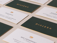 Dialexa Business Cards