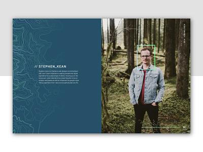 Band Book V2 - About Me design digital brockton work in progress graphic  design brand book branding design