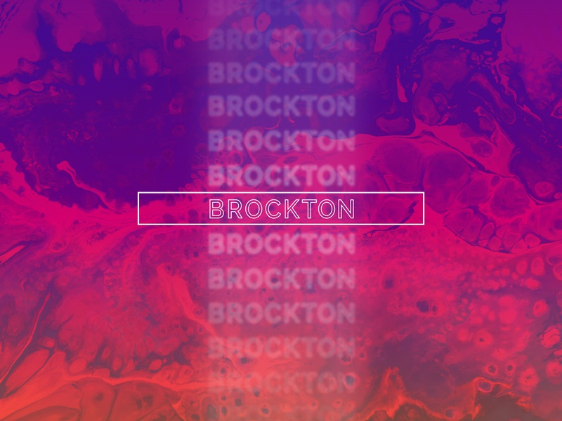 Brockton Brockton Brockton design digital illustration branding design graphic  design branding brockton