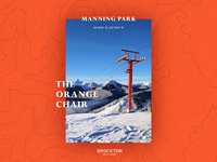 The Orange Chair - Manning Park