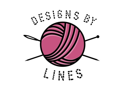 Designs by Lines logo