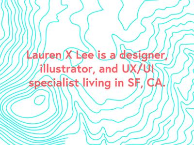 LXL portfolio homepage